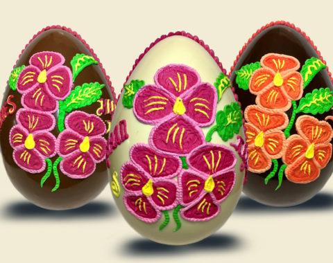 Πασχαλινό Αυγό Νο8