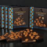 ChocolEat σοκολάτα υγείας με αμύγδαλα 90γρ