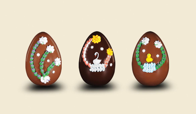 Πασχαλινό Αυγό Νο3 400γρ