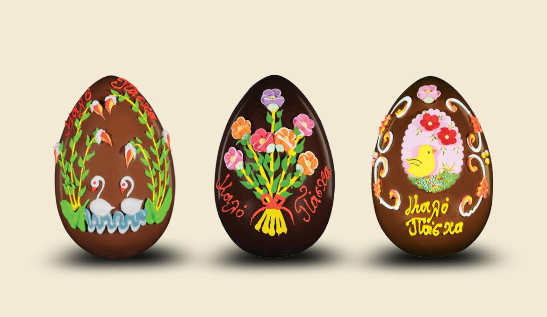 Πασχαλινό Αυγό Νο5 650γρ