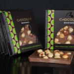 ChocolEat σοκολάτα γάλακτος με φουντούκια 90γρ