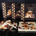 ChocolEat σοκολάτα λευκή με ανάμεικτα φρούτα 90γρ