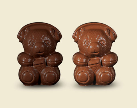 Easter Little Bear 500gr