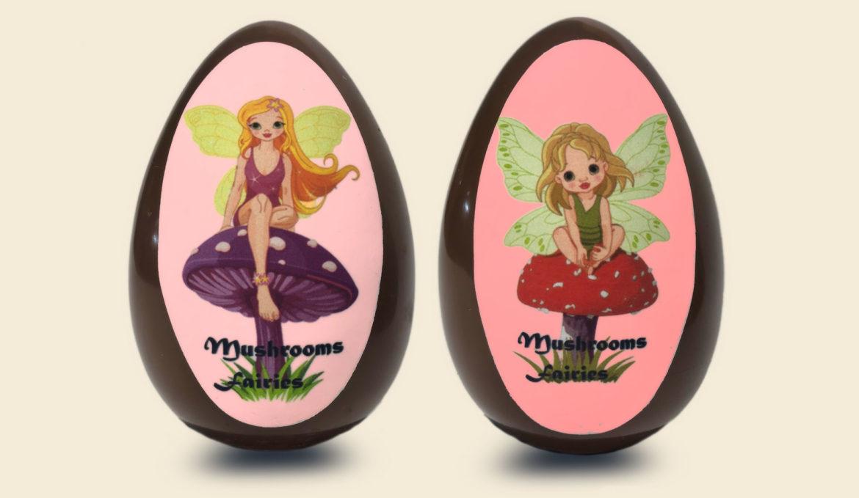 Πασχαλινά αυγά για κορίτσια